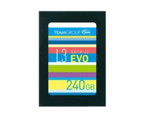 SSD TEAM GROUP 240GB SATA III L3 EVO - T253LE240GTC101
