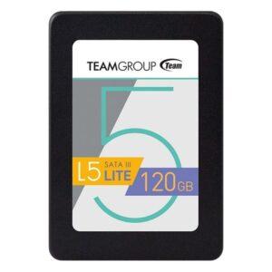 SSD TEAM GROUP 120GB SATA III L5 LITE - T2535T120G0C10