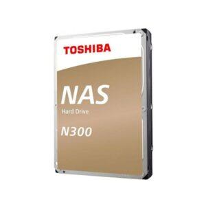 "Disco TOSHIBA N300 10TB NAS 3.5"" 7200rpm SATA III - HDWG11AU"