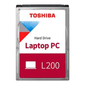 "Disco TOSHIBA 2TB SATA 2.5"" 128MB L200 - HDWL120UZSVA"