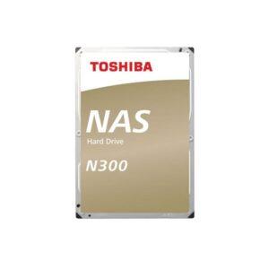 Disco TOSHIBA 4TB SATA III 128MB NAS - HDWQ140UZSVA