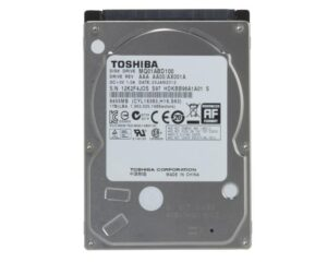 Disco TOSHIBA 1TB SATA 2.5 8MB 5400 RPM - MQ01ABD100
