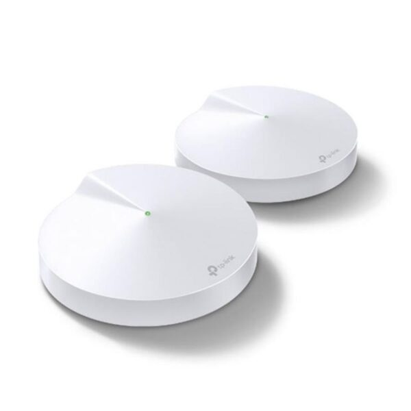 Router TP-LINK C1300 Hybrid Mesh Wi-Fi Deco P7 (Pack Duplo)