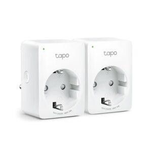 Tomada TP-LINK Tapo P100 Mini Smart Wi-Fi (2-Pack)