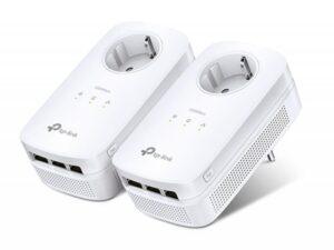Powerline TP-LINK 2 Uni. Ethernet 1200Mbit - TL-PA8030PKIT