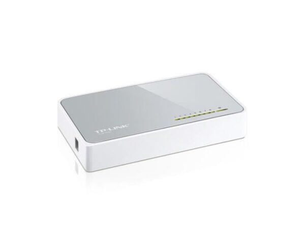 Switch TP-LINK 8 Portas 10/100Mbit - TL-SF1008D