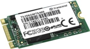SSD TRANSCEND 256GB M.2 SATA Type 2242 - TS256GMTS400S