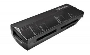 Leitor de Cartões TRUST Mini Stello USB - 17682