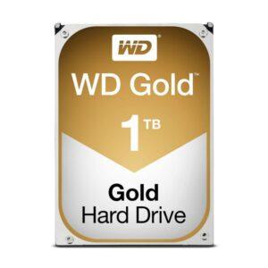 Disco WESTERN DIGITAL 1TB SATA 128MB Gold