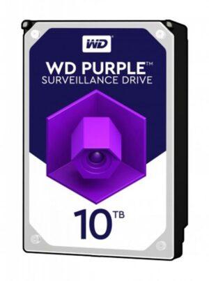 DISCO WESTERN DIGITAL 10TB SATA III 256MB Purple - WD100PURZ