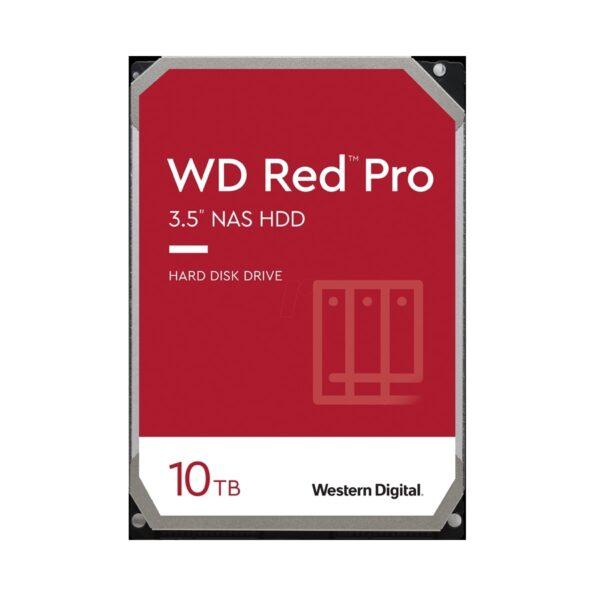 Disco WESTERN DIGITAL 10TB SATA III 256MB NAS Red Pro - WD102KFBX