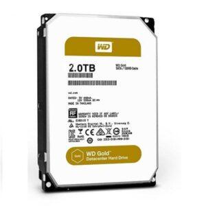 DISCO WESTERN DIGITAL 2TB SATA 128MB 3.5 RE Gold - WD2005FBY