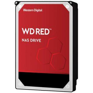 Disco WESTERN DIGITAL 4TB SATA III 64MB NAS Red - WD40EFAX