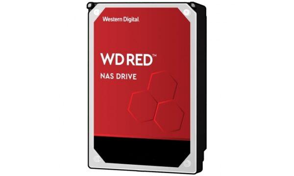 Disco WESTERN DIGITAL 6TB SATA III 256MB NAS Red Plus