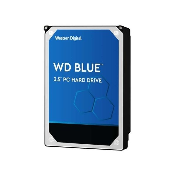 Disco WESTERN DIGITAL 6TB SATA III 256MB Blue