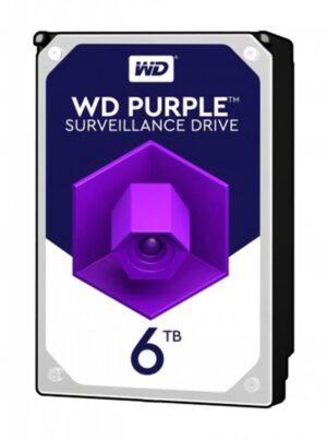 DISCO WESTERN DIGITAL 6TB SATA III 64MB Purple - WD60PURZ