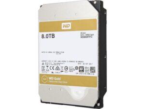 Disco WESTERN DIGITAL 8TB SATA 256MB RE Gold - WD8003FRYZ