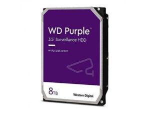 DISCO WESTERN DIGITAL 8TB SATA III 256MB Purple