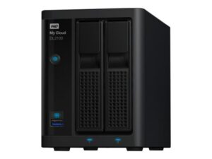 NAS WESTERN DIGITAL My Cloud PRO PR2100 8TB - WDBBCL0080JBK