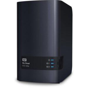 NAS WESTERN DIGITAL My Cloud EX2 Ultra 12TB - WDBVBZ0120JCH