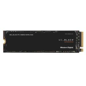 SSD WESTERN DIGITAL SN850 1TB M.2 2280 Black NVMe Gen4