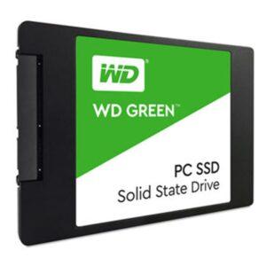 SSD WESTERN DIGITAL 120GB SATA III Green - WDS120G2G0A