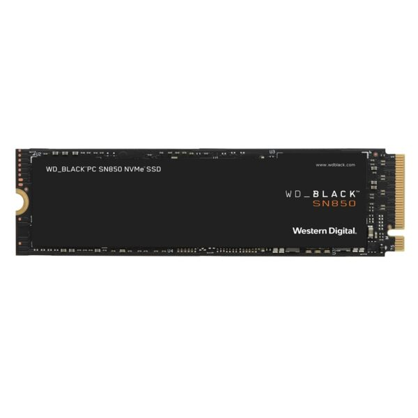 SSD WESTERN DIGITAL SN850 2TB M.2 2280 Black NVMe Gen4