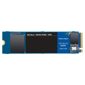 SSD WESTERN DIGITAL SN550 250GB M.2 2280 Blue 3D NAND NVMe