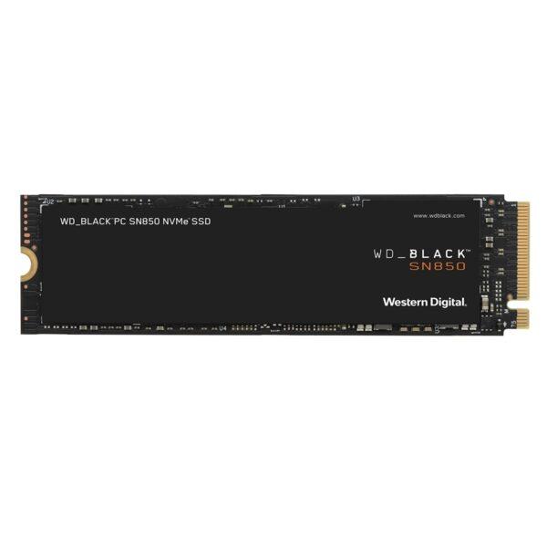SSD WESTERN DIGITAL SN850 500GB M.2 2280 Black NVMe Gen4