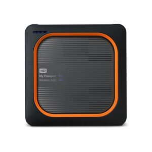 Disco Ext. WESTERN DIGITAL My Passport SSD Wireless 2TB 3.0