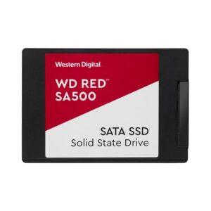 SSD WESTERN DIGITAL SSD SA500 2TB SATA III Red TLC