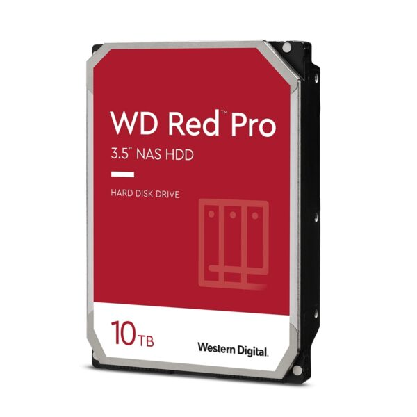 DISCO WESTERN DIGITAL 10TB SATA III 64MB NAS Red - WD101EFAX