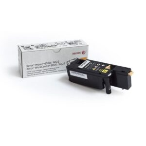 Toner XEROX Phaser 6020/6022 Amarelo - 106R02758
