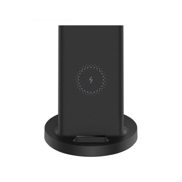 Carregador Xiaomi Mi 20W Wireless Charging Stand Preto