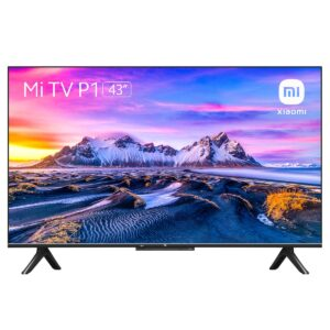"Televisão XIAOMI Mi SmartTV P1 43"" LED 4K UHD Android TV"