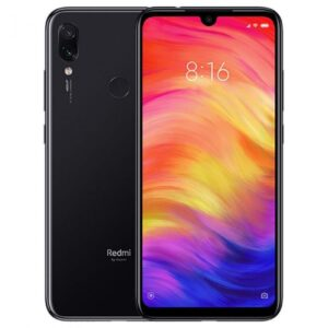 """Smartphone XIAOMI Redmi Note 7 6.3"""" IPS FHD 128GB/4GB Preto"""