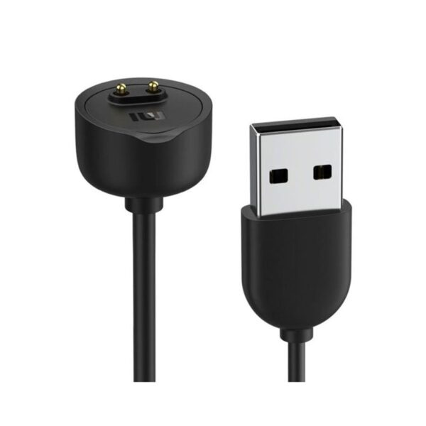 Carregador XIAOMI USB Mi Band 5 Preto